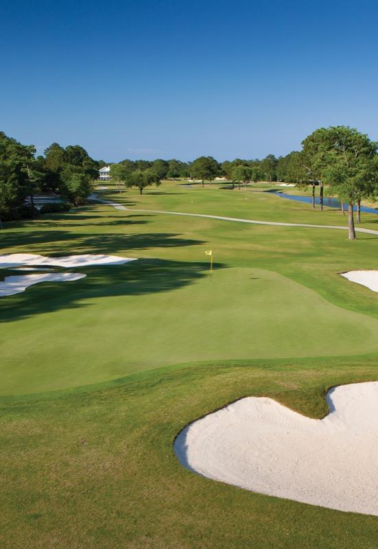 Coastal Alabama Golf – Custom Golf